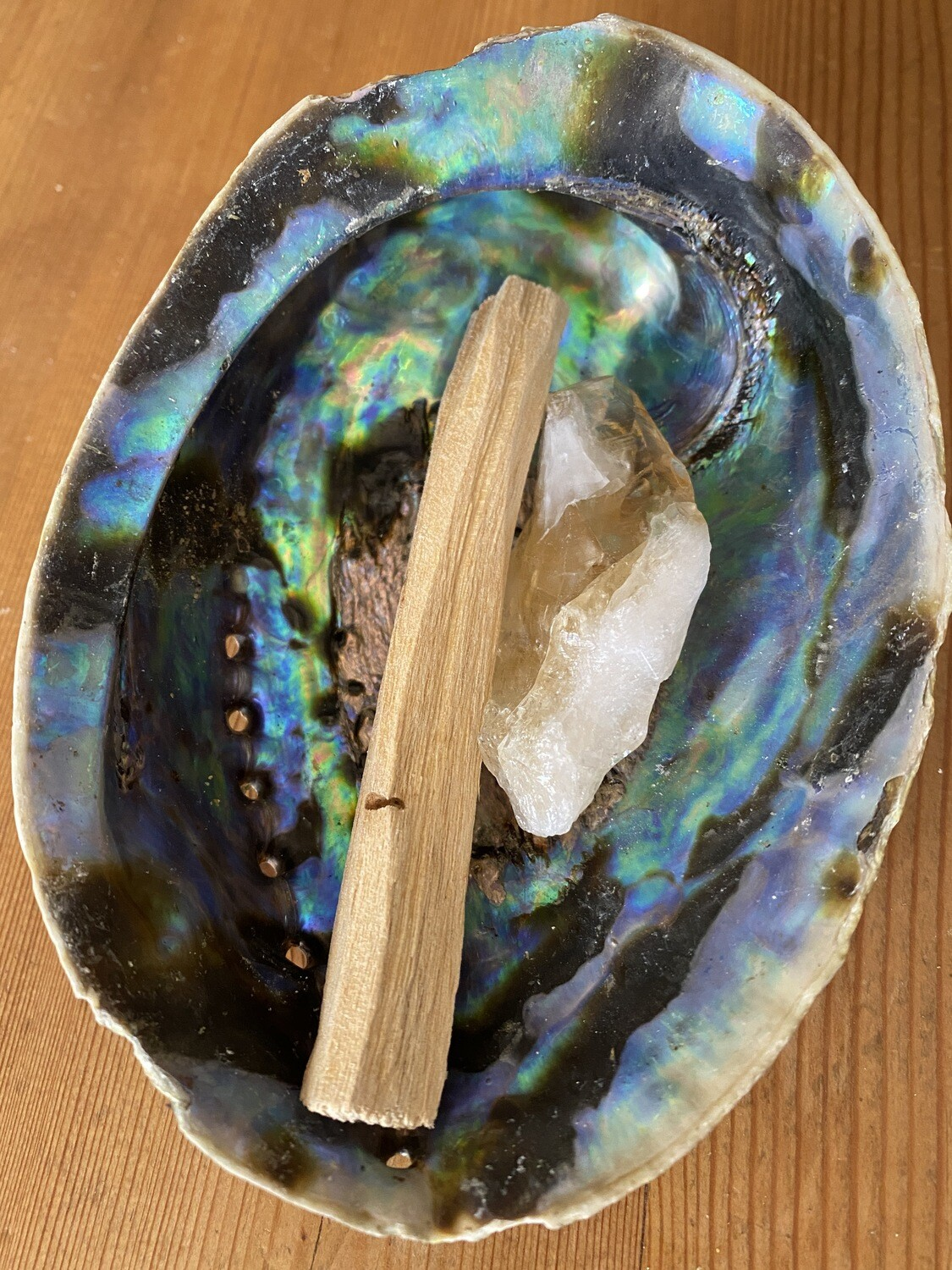 Cleanse (smudge) kit