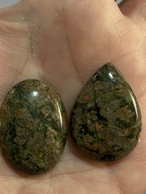 Rhyolite Cabachons