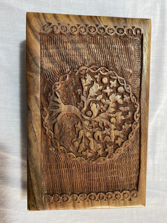 Tree Tarot/Oracle Card Box