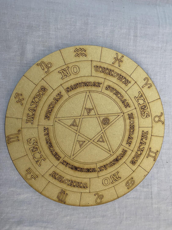 Pendulum /Spirit Board