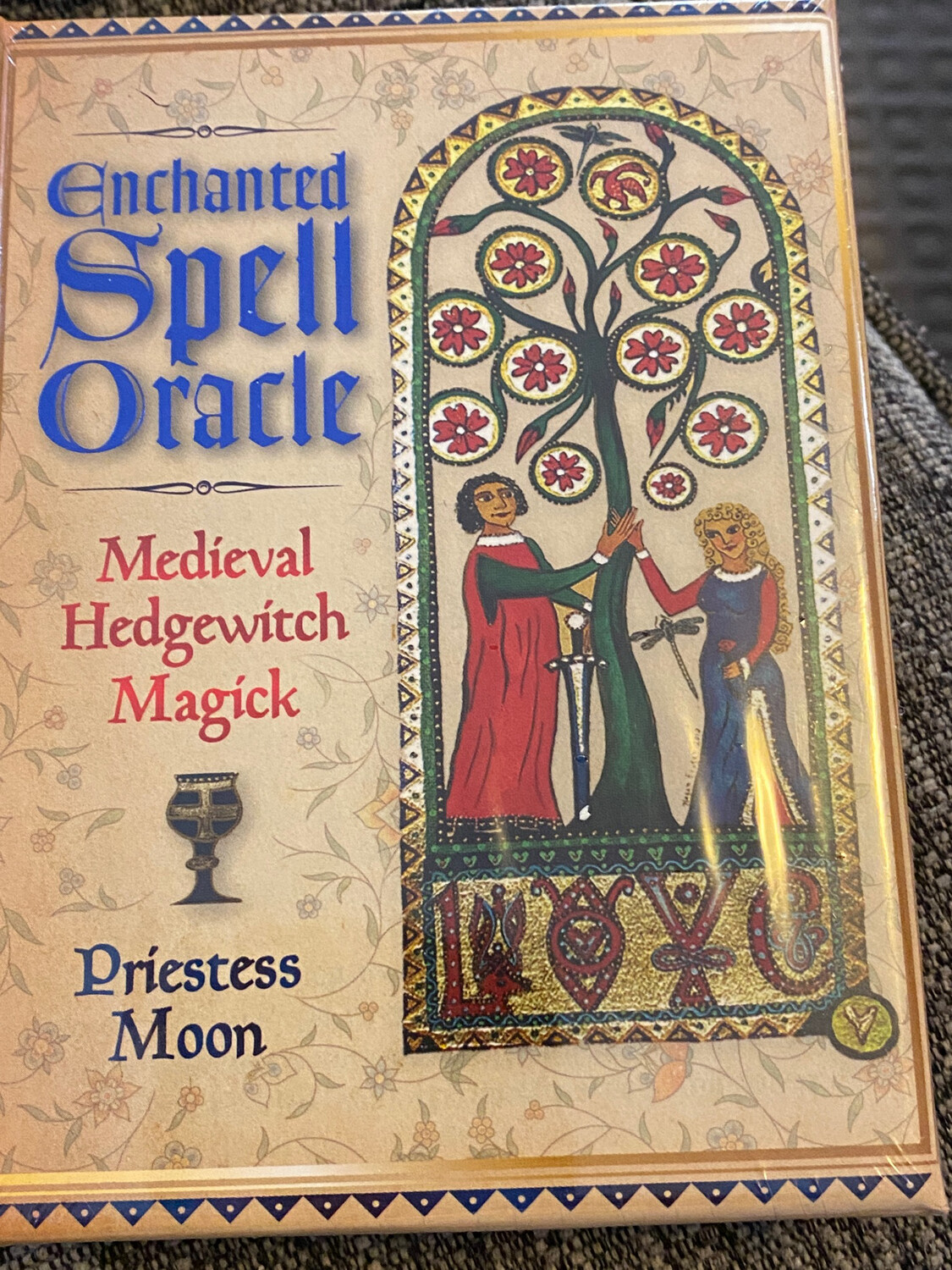 Enchanted Spell Oracle Deck by Priestess Moon
