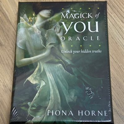 The Magic Of You Oracle By Fiona Horne