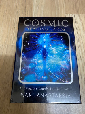 Cosmic Reading Cards By Nari Anastarsia