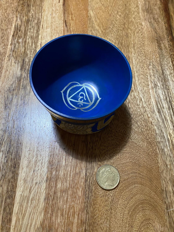 Tibetan Singing Bowl: Brow Chakra (Third Eye)