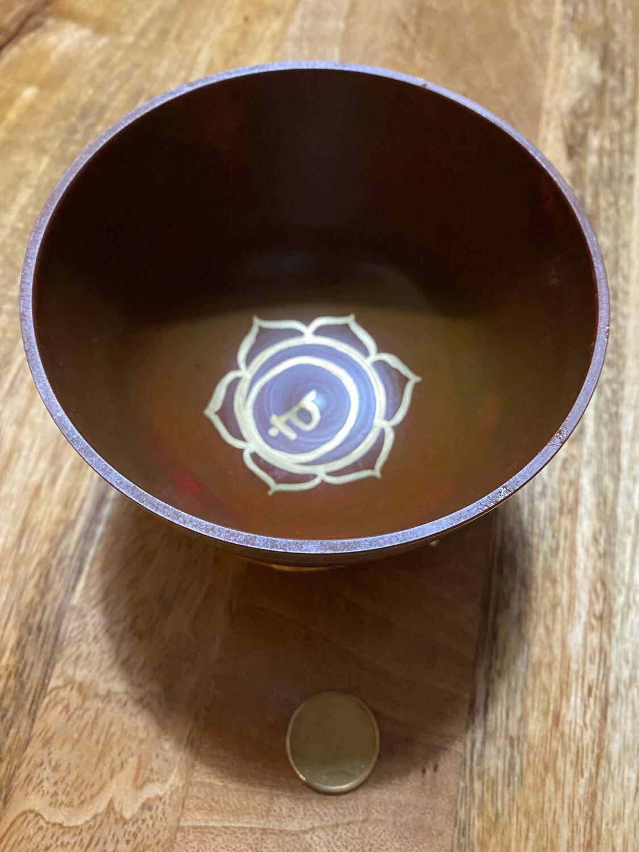 Tibetan Singing Bowl: Sacral Chakra