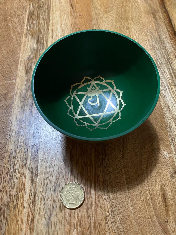 Tibetan Singing Bowl: Heart Chakra