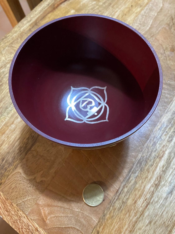 Tibetan Singing Bowl: Root Chakra