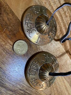 Tibetan Tingsha Bells for Meditation and Healing