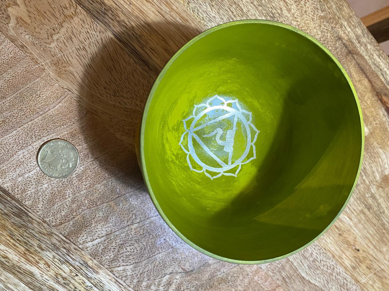Tibetan Singing Bowl: Solar Plexus Chakra