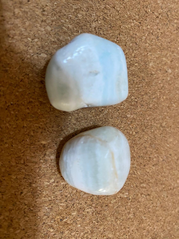 Caribbean Calcite small tumble