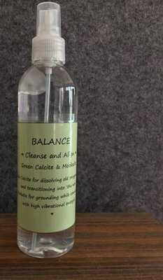 250ml Plastic Bottle with Atomiser RELEASE