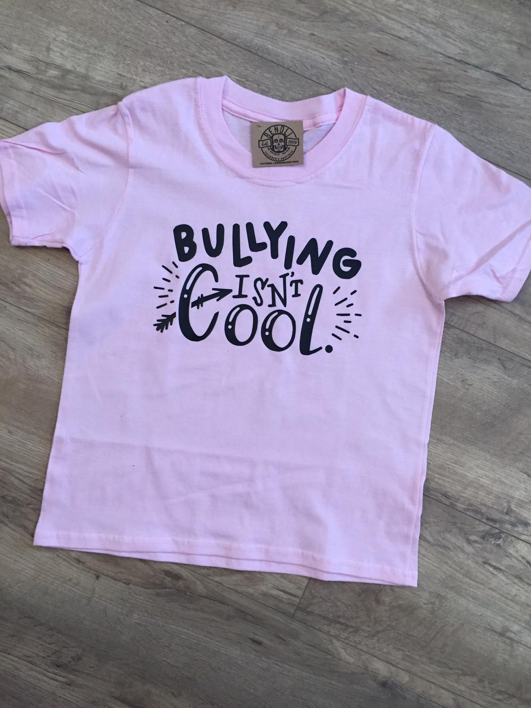 Bullying Isn't Cool