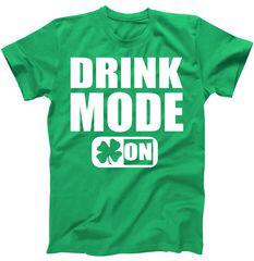 Drink Mode: On