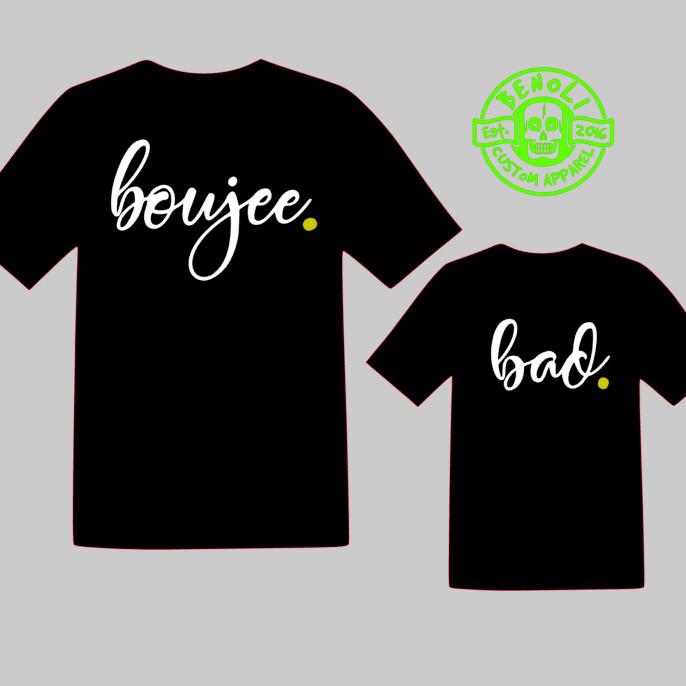 Boujee/Bad (price per set)