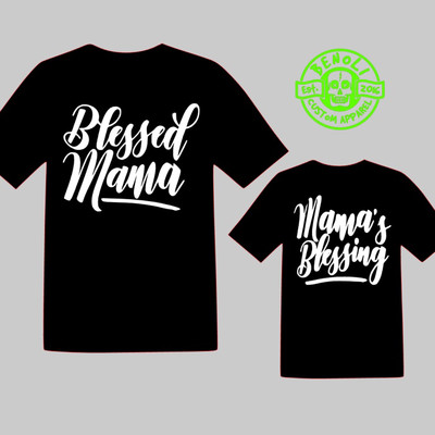 Blessed Mama/Mama's Blessing (price per set)