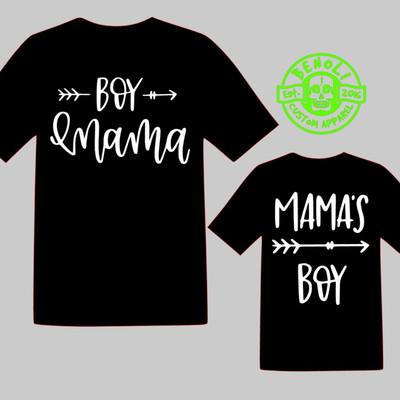 Boy Mama/Mama's Boy (price per set)