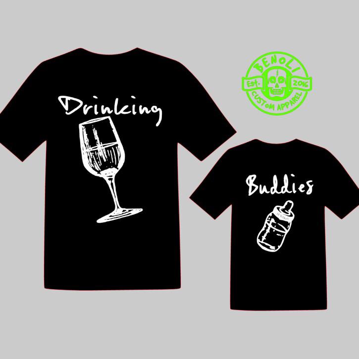 Drinking Buddies (price per set)