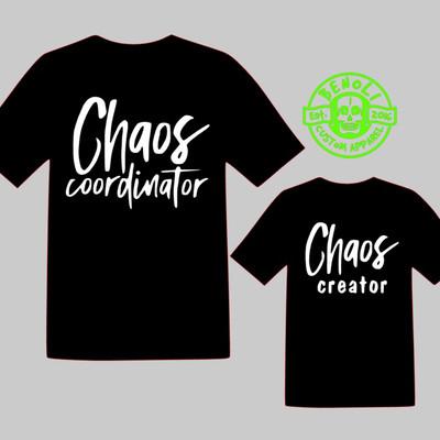 Chaos Coordinator/Chaos Creator (price per set)