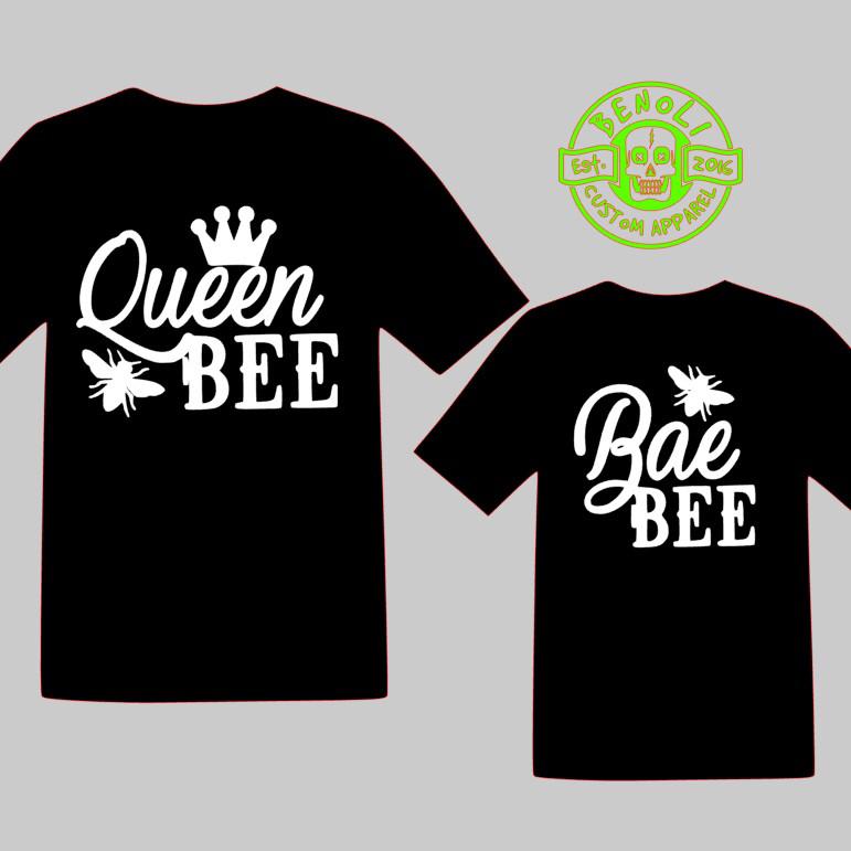 Queen Bee/Bae Bee (price per set)