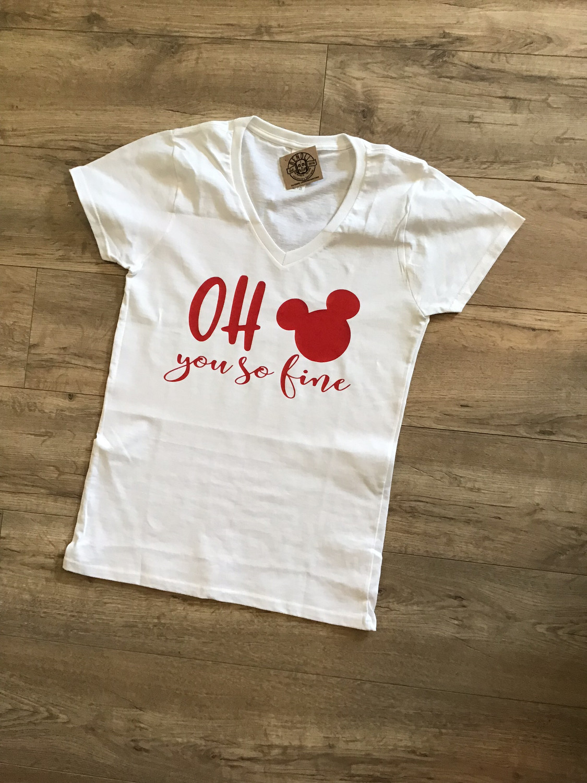 Oh Mickey You so Fine