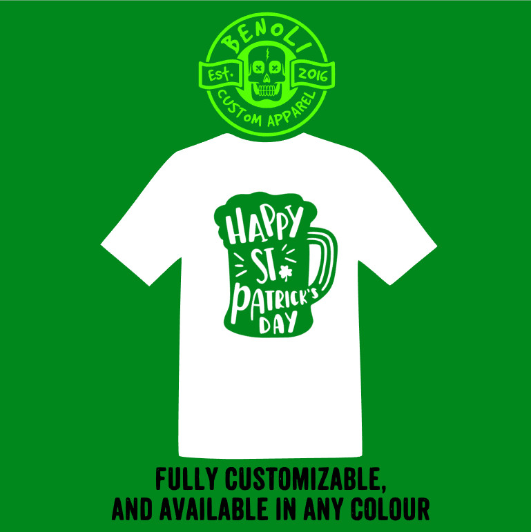 Happy St. Patrick's Day (beer)