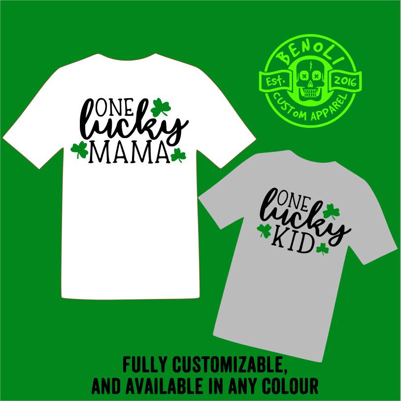 Lucky Mama/Lucky Kid (2 piece set)
