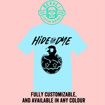 Hide or Dye
