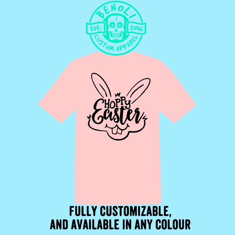 Hoppy Easter (bunny head)