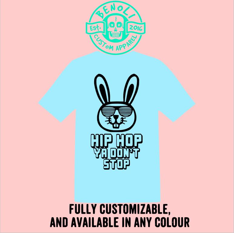 Hip Hop Ya Don't Stop