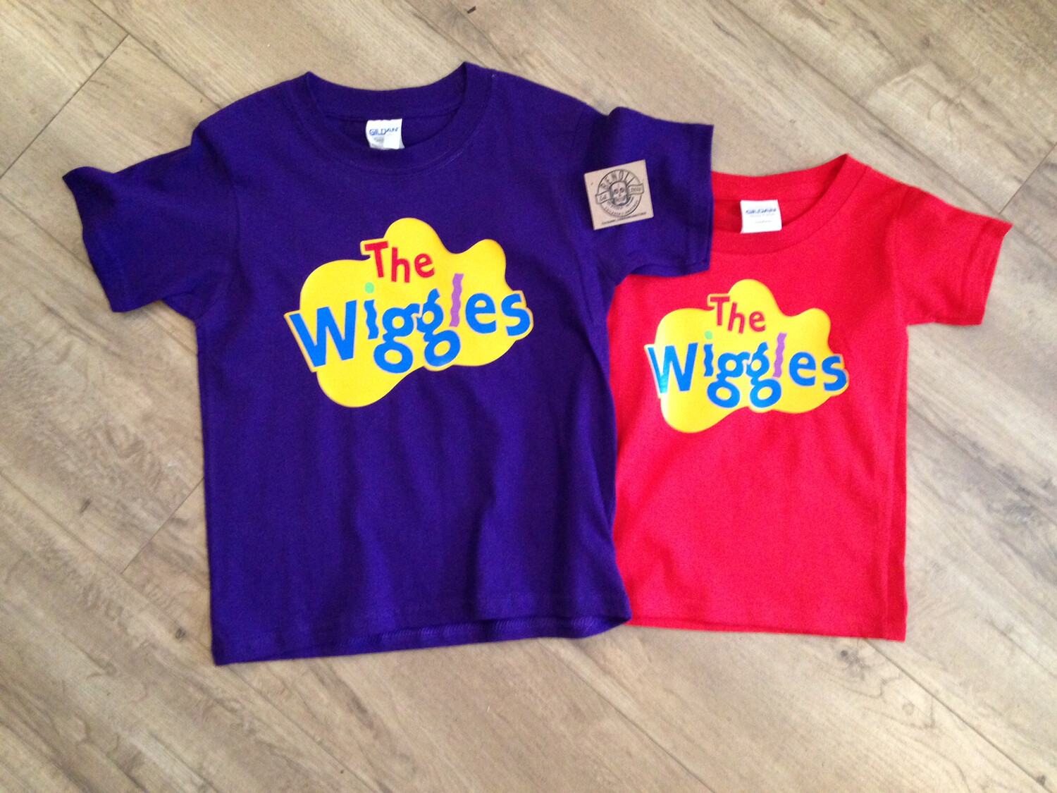 The Wiggles Classic Logo