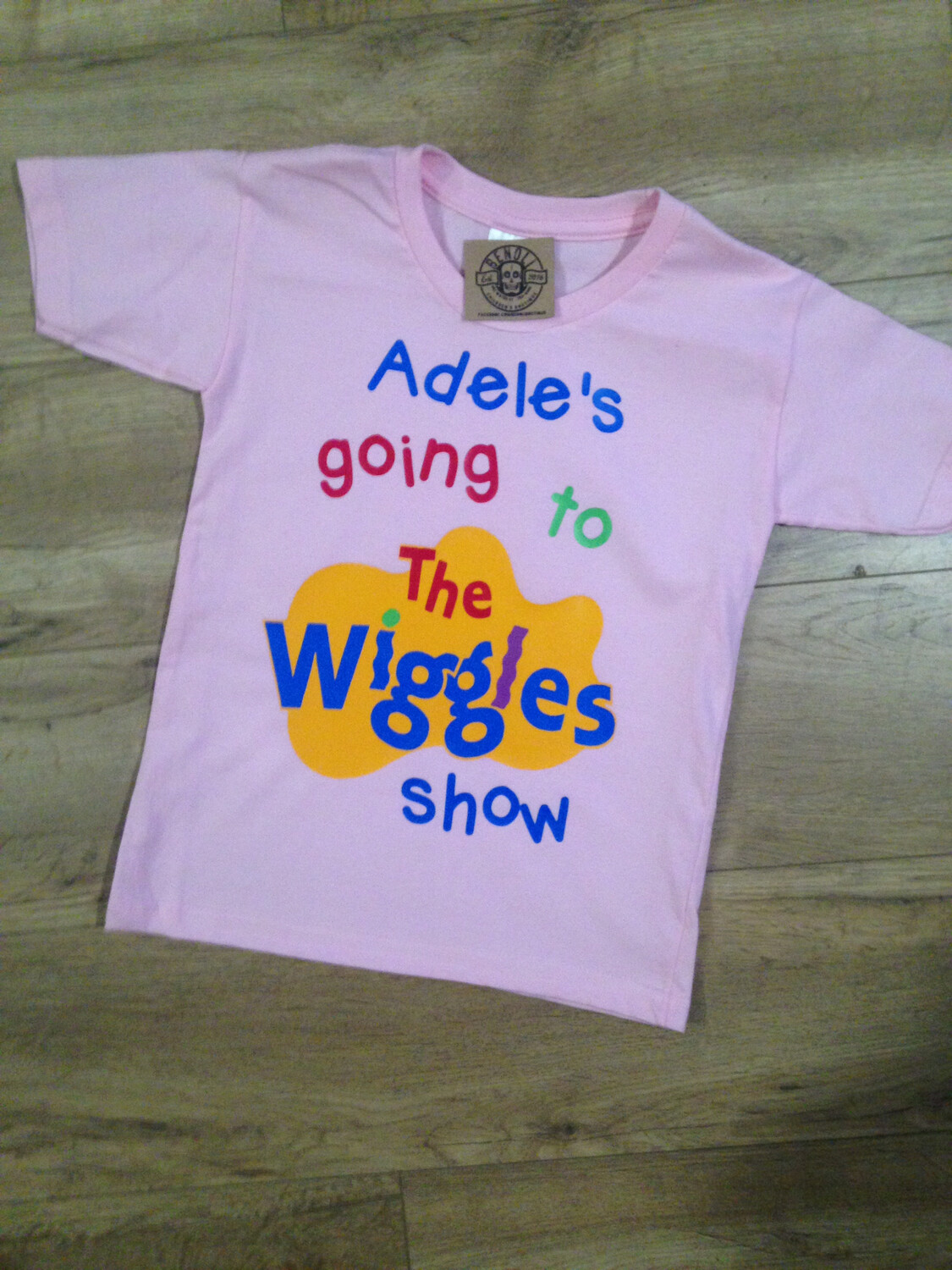 Going to The Wiggles Show