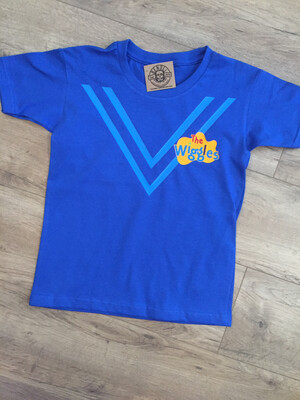 The Wiggles On-Screen shirt