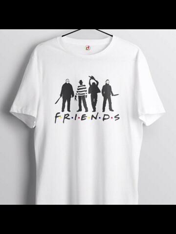 FRIENDS - Silhouette