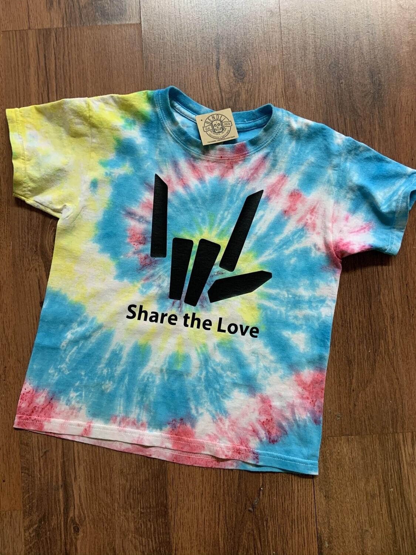Share The Love (tie-dye)