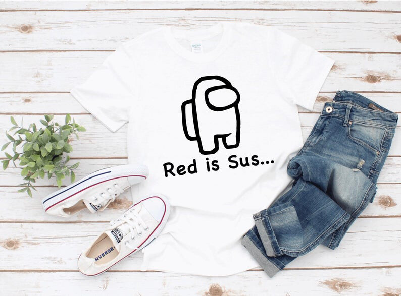 Red Is Sus