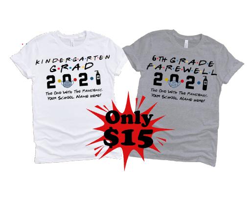 6th Grade Farewell T-shirt