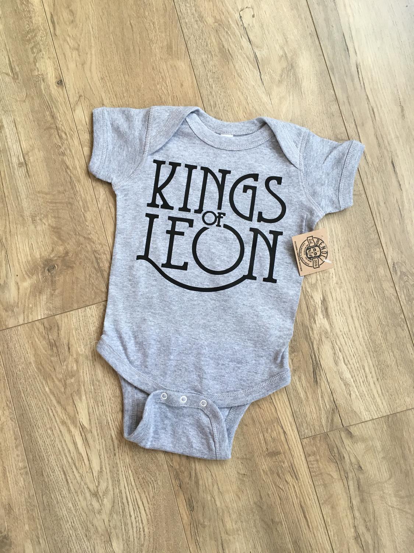 Kings of Leon Tee/Onesie