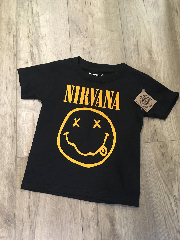 Nirvana Tee/Onesie