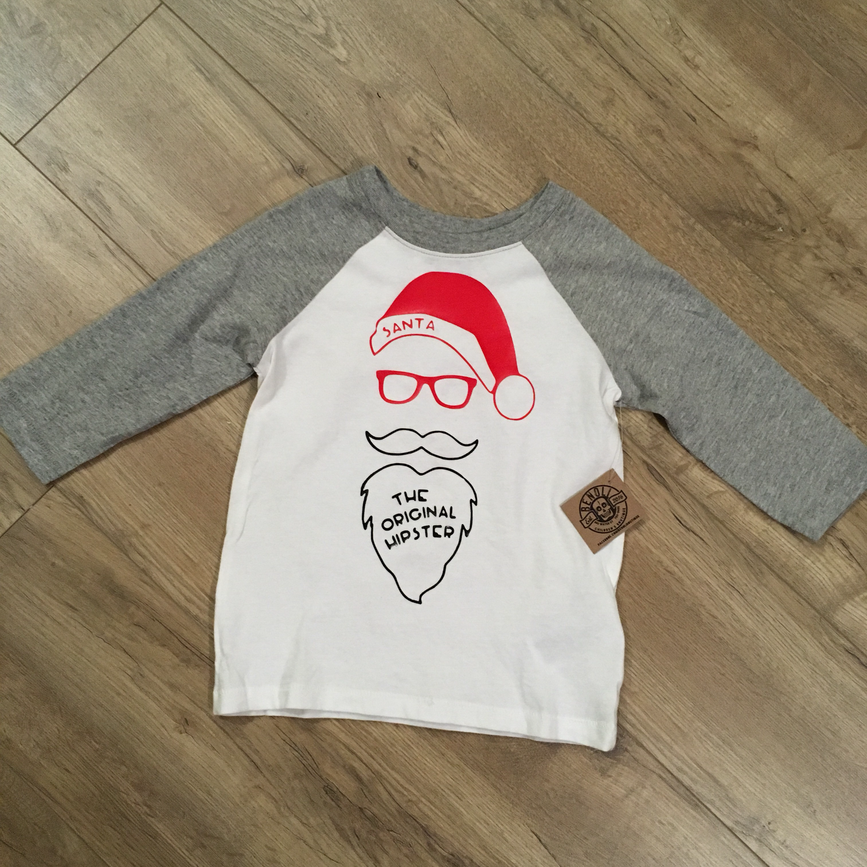 The Original Hipster (santa)