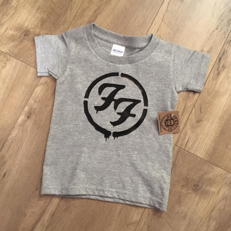 Foo Fighters Stencil Logo