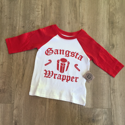 Gangsta Wrapper Tee