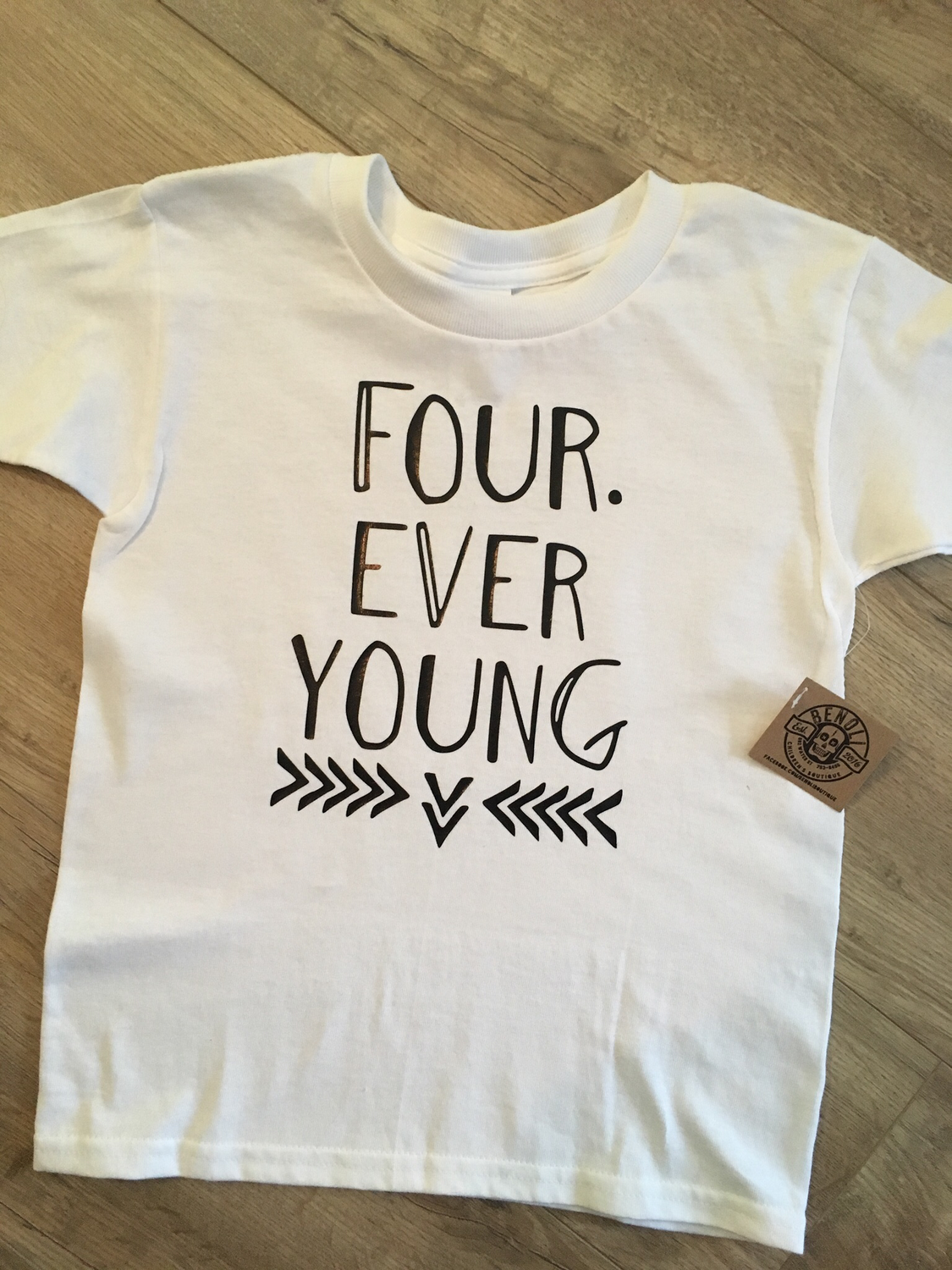 Four Ever Young Tee