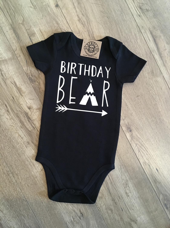 Birthday Bear Tee
