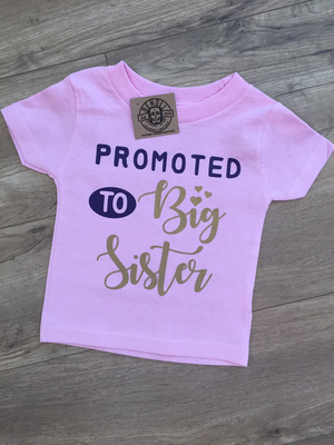 Promoter To Big Sister