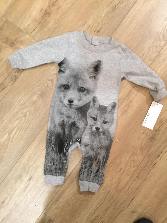 Fox Romper