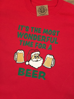 The Most Wonderful Time for a Beer!