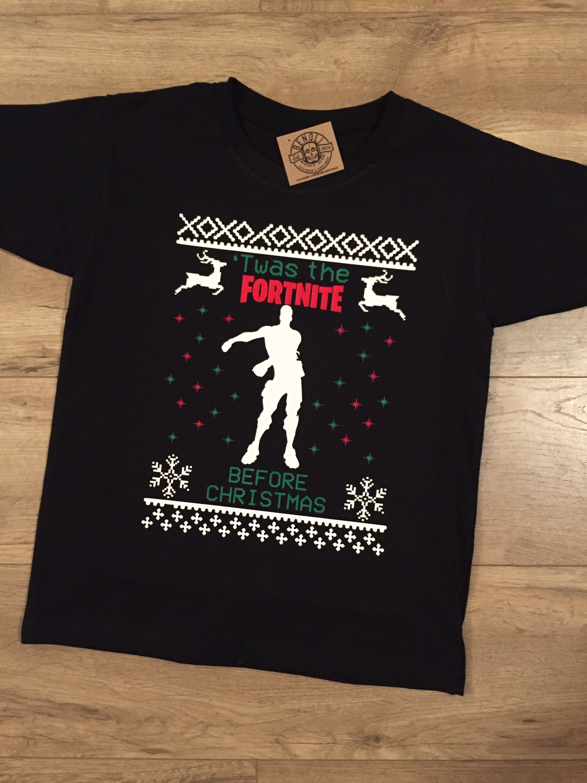 'Twas the Fortnite Before Christmas