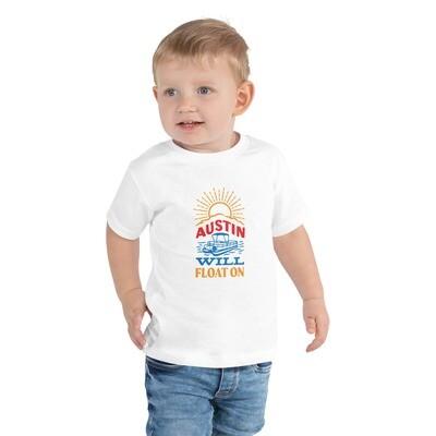 Austin Will Float On Toddler Tee