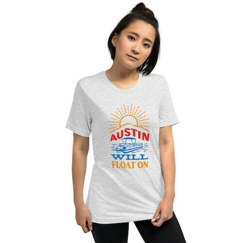Austin Will Float On Tee