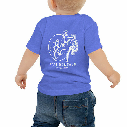 Float On Classic Baby Tee